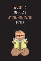 World's Biggest Flying Men Dance Lover