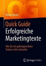 Quick Guide Erfolgreiche Marketingtexte