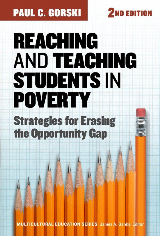 Omslag van Reaching and Teaching Students in Poverty