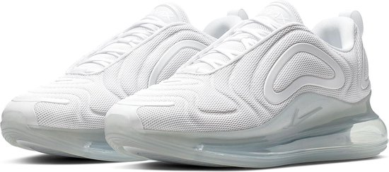 Nike Air Max 720 Sneakers - Maat 45 - Mannen - wit