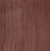 Bighair Clip-in Extension Diep Mahonie 33# 8 banen - 40cm - 100gram