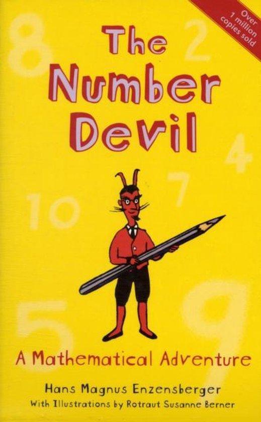 Boek cover The Number Devil van Hans Magnus Enzensberger (Paperback)