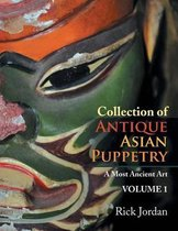 Collection of Antique Asian Puppetry