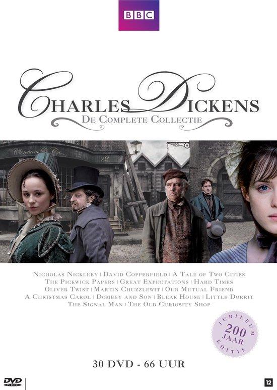Cover van de film 'Charles Dickens - De Complete Collectie'