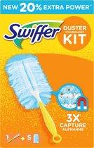 Swiffer Duster Trap & Lock-kit - 1 Handvat Met 5 Navullingen - Starterkit