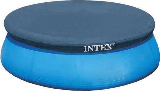 Intex - Easy Set Zwembad Afdekzeil - 366cm