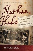 Omslag Nathan Hale