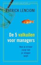 De 5 valkuilen voor managers