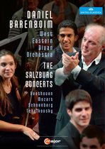 Daniel Barenboim And The West-Eastern Divan Orchestra - The Salzburg Concerts