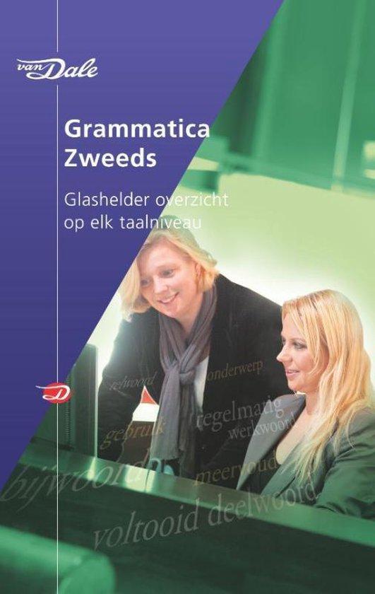 Van Dale Grammatica Zweeds - Hans de Groot |