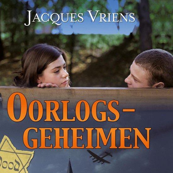 Oorlogsgeheimen - Jacques Vriens  