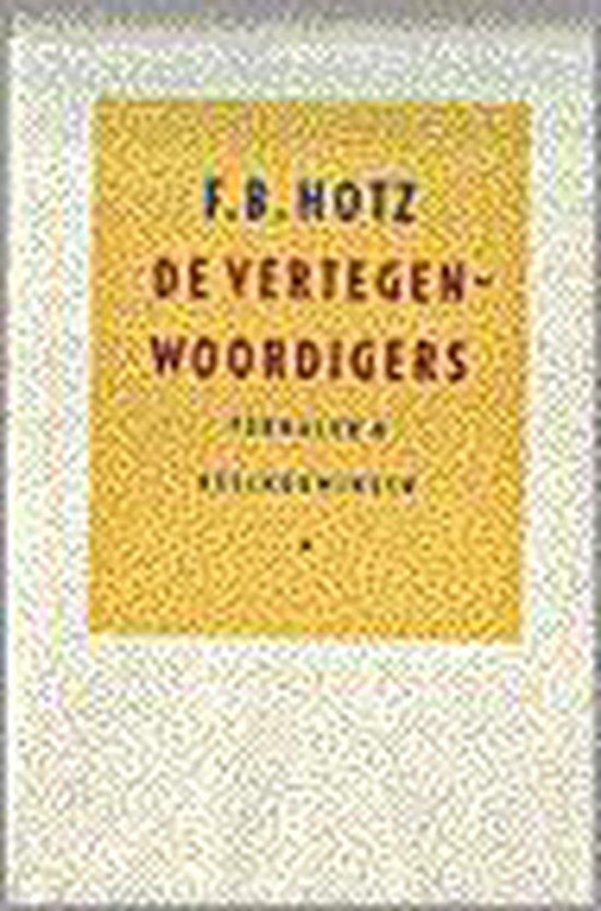 De vertegenwoordigers - F.B. Hotz |