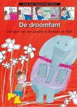 Strip voor beginnende lezer - De Droomfant