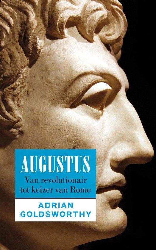 Boek cover Augustus van Adrian Goldsworthy (Onbekend)