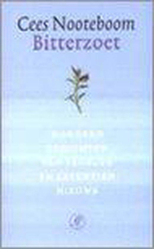 Bitterzoet - Cees Nooteboom |