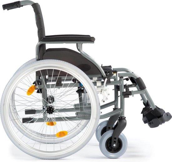 Lichtgewicht rolstoel MultiMotion M6 - 50 cm zitbreedte - MultiMotion