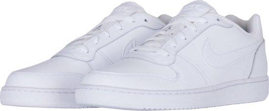 Nike Heren Sneakers Ebernon Low Men - Wit - Maat 42+
