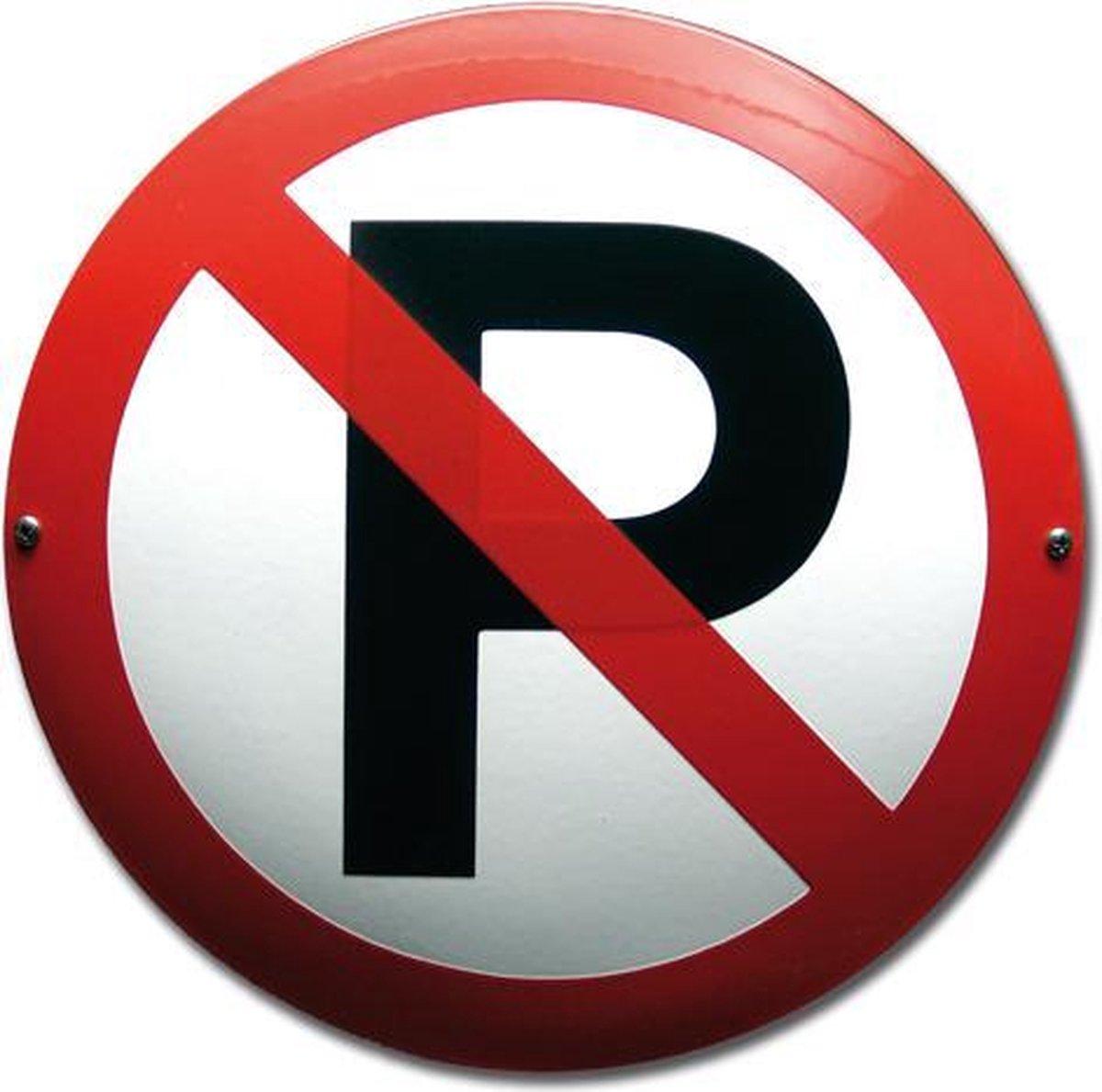 Verboden te Parkeren - EmailleDesign®