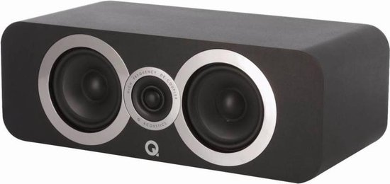 Q Acoustics 3090Ci - Center Speaker - Zwart