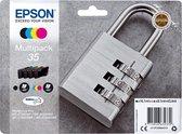 Epson Padlock Multipack 4-colours 35 DURABrite Ultra Ink