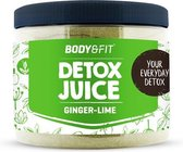 Body & Fit Detox Juice - 135 gram (45 dagen verpakking) - Ginger-Lime