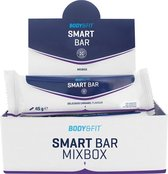 Body & Fit Smart Bars - Proteïne Repen - Mix Box (4x3 smaken) - 12 eiwitrepen