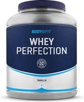 Body & Fit Whey Perfection - Proteine Poeder / Whey Protein - Eiwitshake - 2268 gram (81 shakes) - Vanille