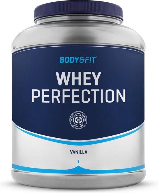 Body & Fit Whey Perfection - Proteine Poeder / Whey Protein - Eiwitshake -...