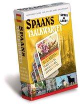 Boek cover Taalkwartet Spaans van Scala Leuker Leren (Onbekend)