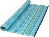 MaximaVida plastic kleed Porto 120 x 180 cm blauw - gerecycled plastic