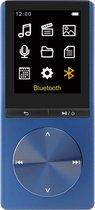 Difrnce MP1820BT Blue - MP4 speler met 4GB geheuge