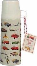 Rex London thermosfles Vintage Transport Multi colour