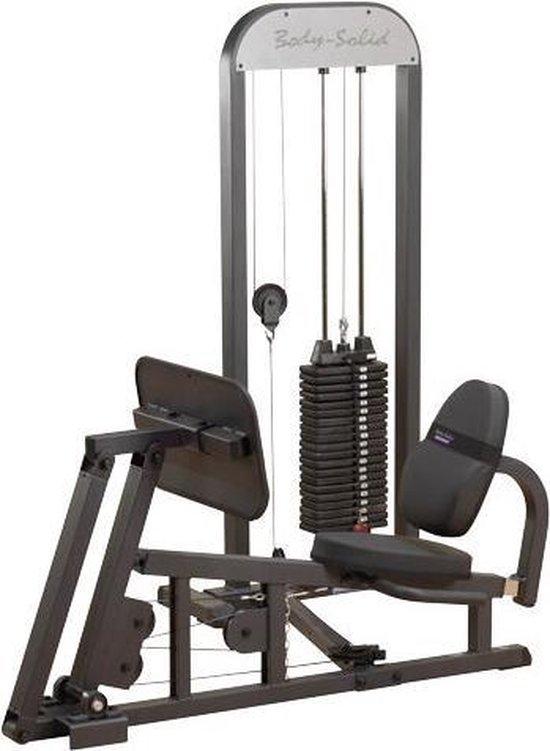 Body-Solid LEG PRESS met 95KG gewichtstapel