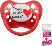 Babygoodies Fopspeen - Polycarbonaat (Pc) - Rood