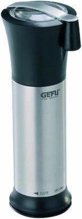 GEFU Nootmuskaatmolen - Laser Cut - RVS - GEFU