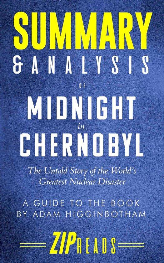 Afbeelding van Summary & Analysis of Midnight in Chernobyl