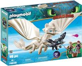 PLAYMOBIL Dragons Hemelfeeks en Babydraak met kids - 70038