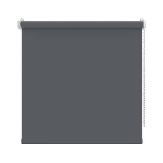 Decosol rolgordijn mini verduisterend - 52x160 cm - Antraciet