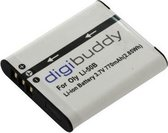 Digibuddy accu Olympus LI-50B / Pentax D-Li92 / Ricoh DB-100