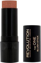 Makeup Revolution The One Blush Stick - Malibu