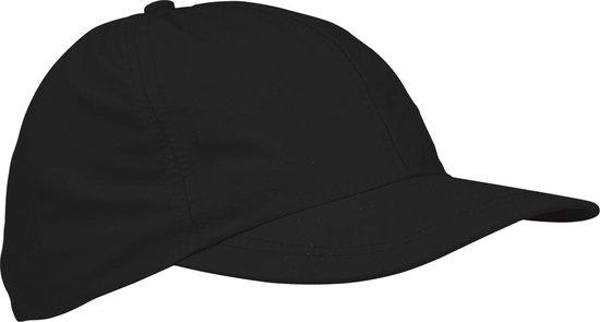 New Port Baseballcap Summer Senior - Slim Fit - Zwart