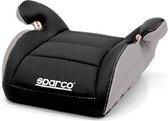 Sparco zitverhoger F100 Zwart/Grijs 15 tot 36 kg, 4 t/m 12 jaar (E1)