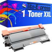 PlatinumSerie® toner alternatief voor Brother TN-2010 XXL black 3.000 pagina 's