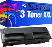PlatinumSerie® 3 toner alternatief voor Kyocera Mita TK-110 XXL black 34.500 pagina's