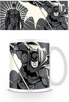 Justice League - Batman Colour - Mok