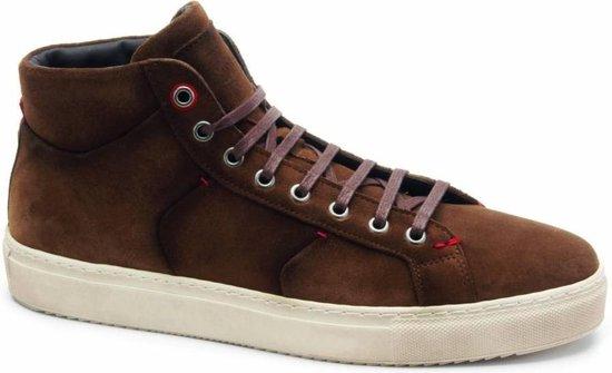 Greve schoenen Club Zone Velvet bruin (6582.04)