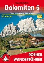 Bergwanderungen in den Dolomiten 6. Rund um Cortina d'Ampezzo