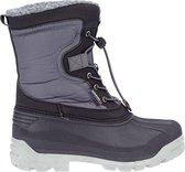 Winter-grip Snowboots Sr - Canadian Explorer II - Zwart/Grijs/Rood - 40