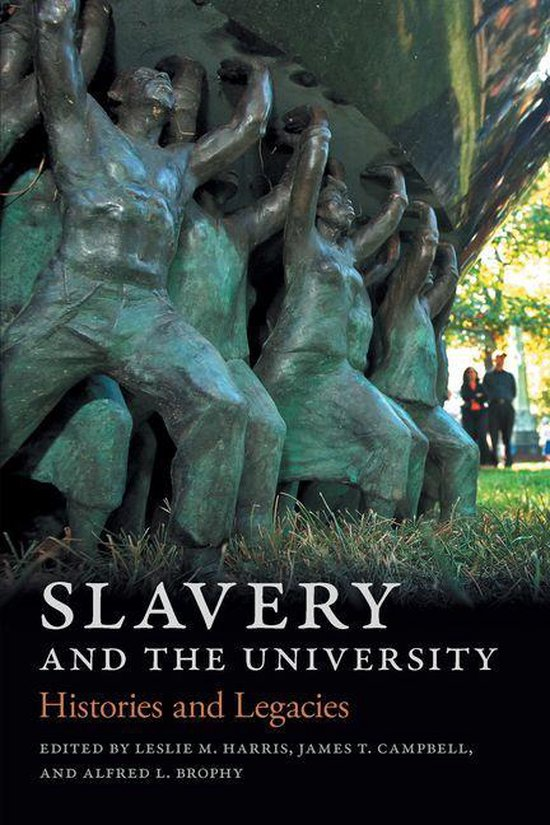 Boek cover Slavery and the University van Ruth J. Simmons (Onbekend)