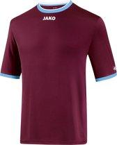 Jako United KM - Voetbalshirt - Mannen - Maat S - Rood donker
